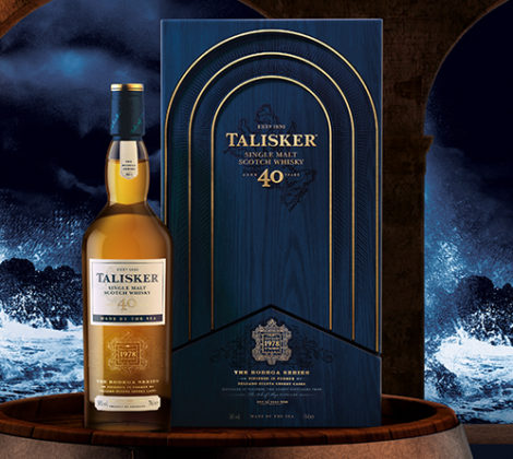 Talisker 40 years old Bodega Series