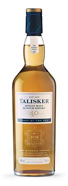Talisker 40 years old is de eerste uitgave van de Talisker Bodega Series.