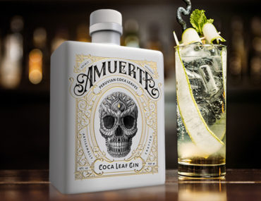Amuerte White Edition Coca Leaf Gin