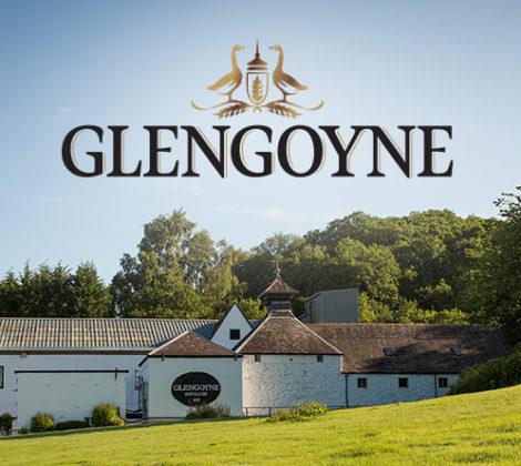 De opmars van Glengoyne whisky.