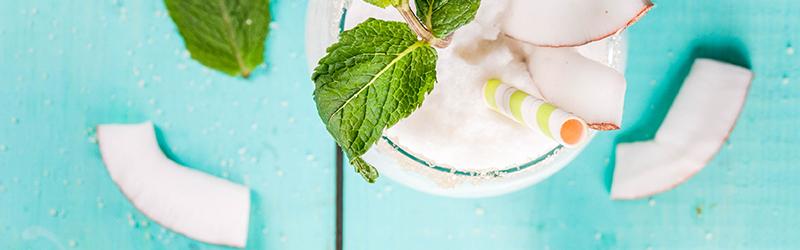 Maak eenvoudig een lekkere Pina Colada met dit recept.