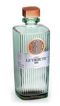 Le Tribute Gin - Fles