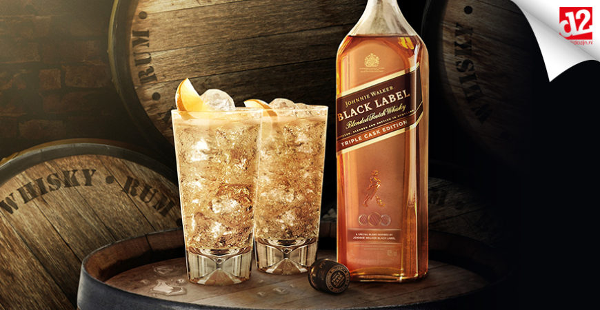 Johnnie Walker Black Label Triple Cask