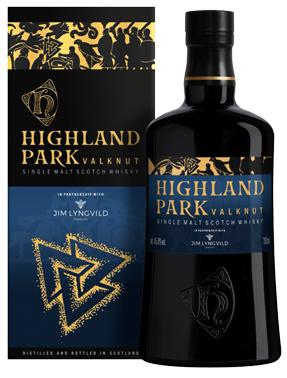 Highland Park Valknut