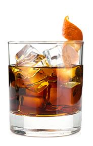 Jack Daniels Amaretto; een smaakvolle cocktail, eenvoudig te maken.