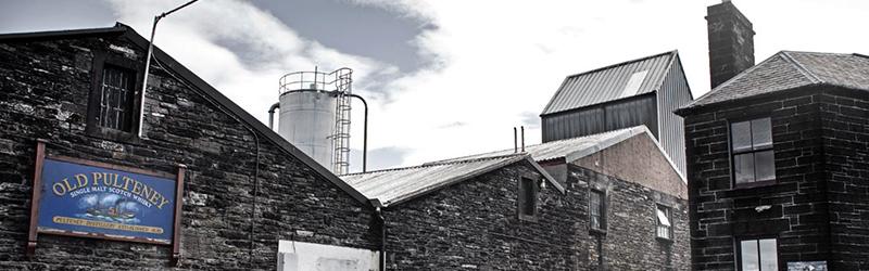 De Old Pulteney distilleerderij