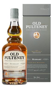 Old Pulteney Huddart, een nieuw onderdeel van het kernassortiment.