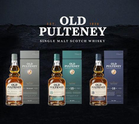 Old Pulteney whisky – het nieuwe kernassortiment