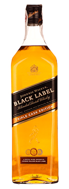Johnnie Walker Black Label Triple Cask - Een nieuwe limited edition whisky.