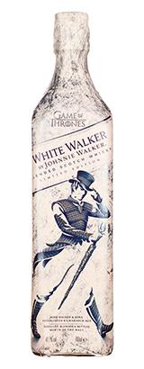 Johnnie Walker White Walker, een nieuwe limited edition uitgave.