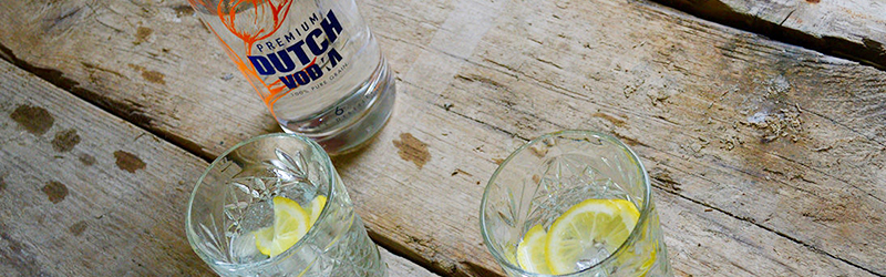 Premium Dutch vodka, zowel puur als in de mix een uitstekende keuze.