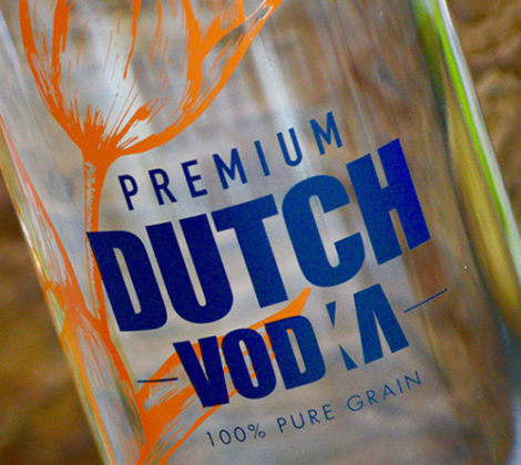 Nederlandse wodka: Premium Dutch Vodka