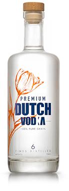 Premium Dutch Vodka: échte Nederlandse wodka.