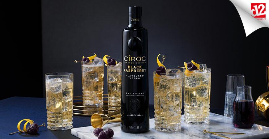 Ciroc Black Raspberry: voor de liefhebber