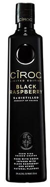 Ciroc Black Raspberry: gedistilleerd op basis van druiven en verse zwarte frambozen