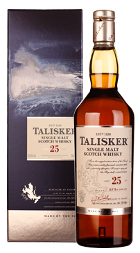 Talisker 25: een award winnende whisky