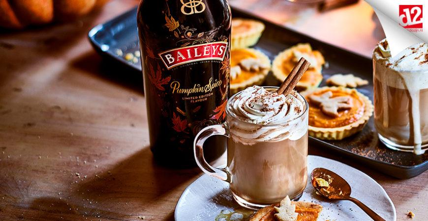 Baileys Pumpkin Spice: heerlijk tijdens de koudere dagen