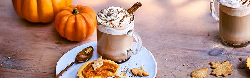 Maak een smaakvol herfstdrankje met Baileys Pumpkin Spiced