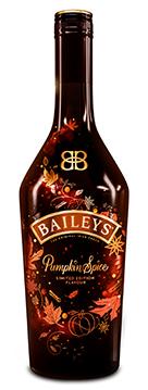 Baileys Pumpkin Spiced is een échte herfstlikeur