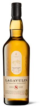 Lagavulin 8 years: ontdek het ruige karakter van deze distilleerderij.