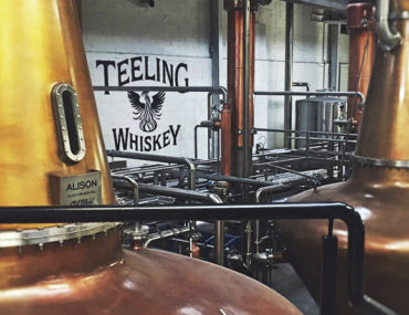 Teeling Small Batch Collaboration