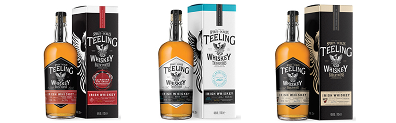 De Teeling Small Batch Collaboration Serie is experimenteel en verrassend