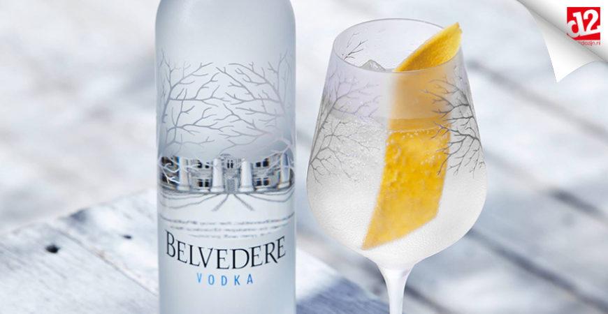Belvedere wodka: ontdek dit prestigieuze merk
