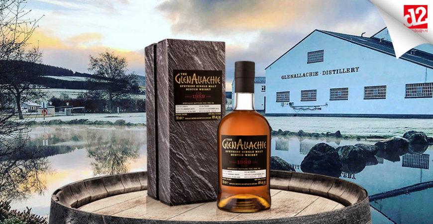 GlenAllachie single cask: voor de fijnproevers