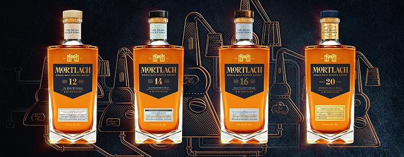 Mortlach whisky, geïnspireerd op de oude stijl, vult spoedig ons assortiment aan