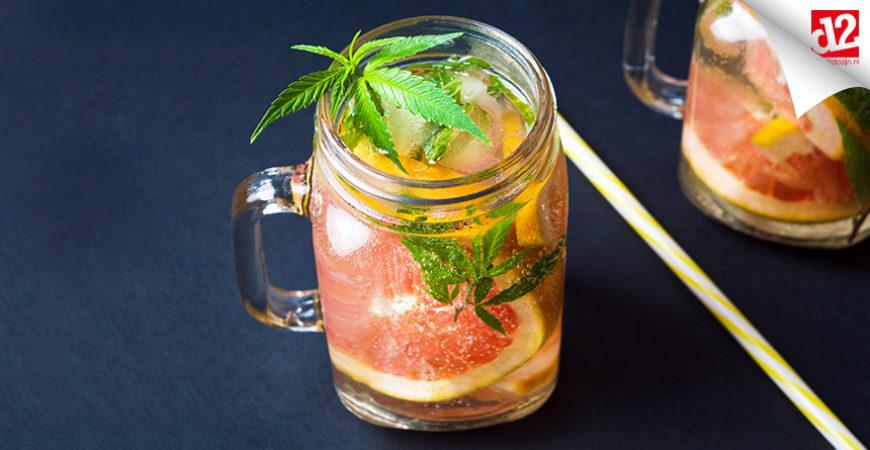 Weedka: cannabis wodka uit Amsterdam