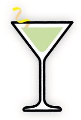 Weedtini, als twist op een klassieke martini