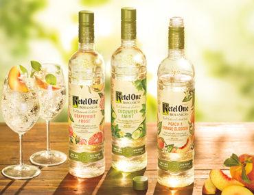 Ketel One Botanical: wodka met een twist