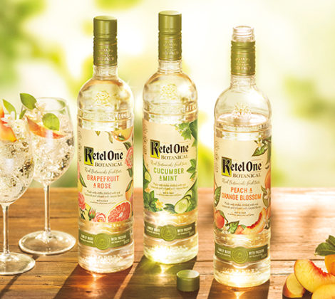 Ketel One Botanical: wodka met een twist