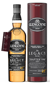 De Legacy Series van Glengoyne start met Glengoyne Chapter One