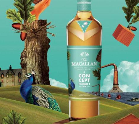 Macallan Concept No.1: het begin van een serie