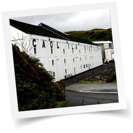 Lagavulin trip: op visite bij Caol Ila