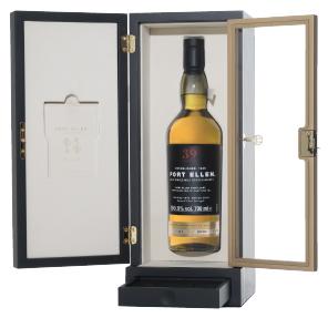 Port Ellen: een bijzonder whisky in een fraaie verpakking