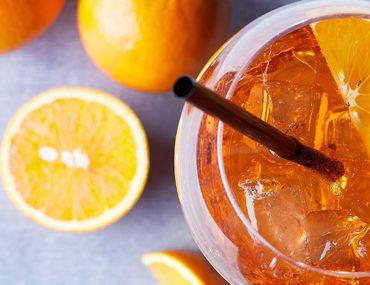 Koningsdag cocktail: oranje boven!