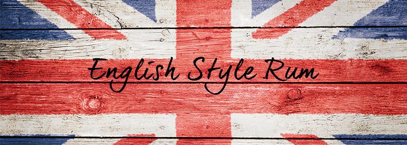 Engelse rum stijl: afkomstig uit landen met een lange rum historie