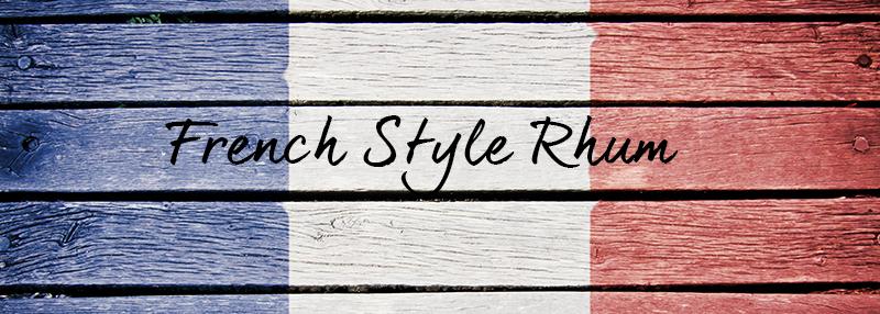 Franse rum stijl komt voor in Frans sprekende landen en oud-koloniën