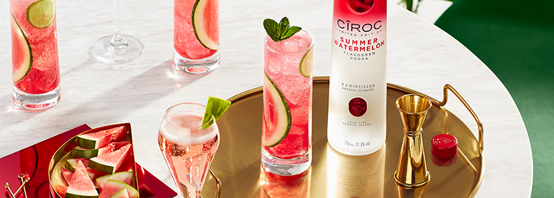 Lees alles over Ciroc Watermelon in ons blog