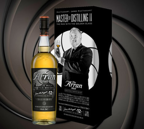 Arran Master of Distilling Serie