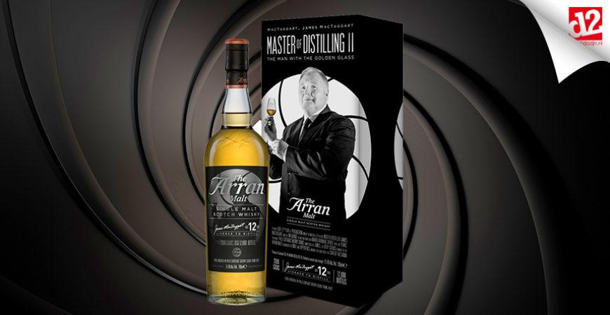 Arran Master of Distilling Serie