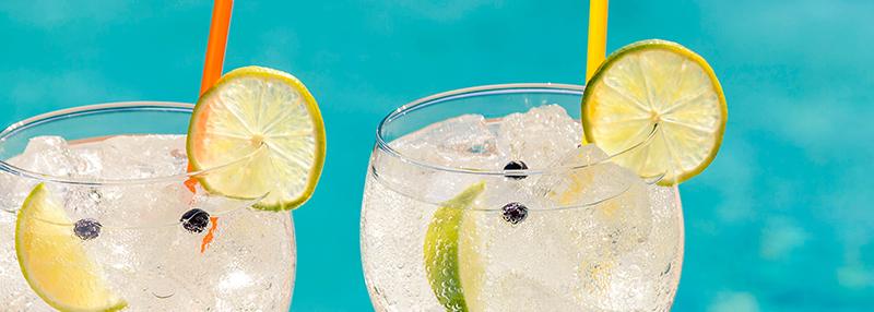 Bombay Sapphire Gin & Tonic: volg de stappen uit ons blog