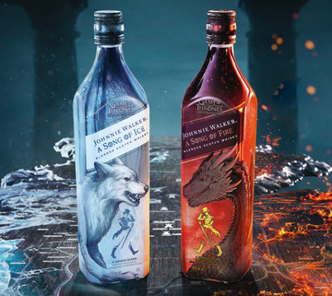 Johnnie Walker A Song of Ice and Fire