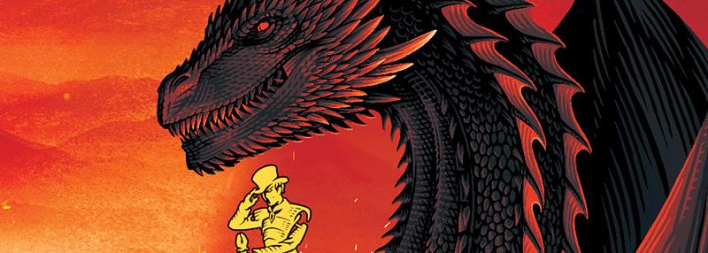 Johnnie Walker A Song of Fire: een vurige en verwarmende whisky geïnspireerd op House Targaryen
