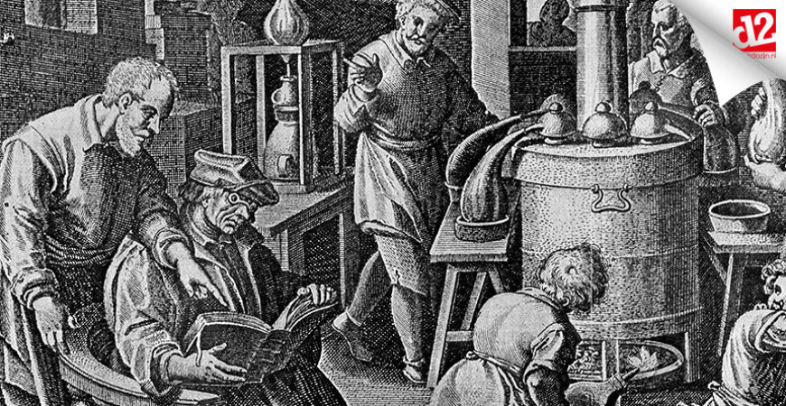 De geschiedenis van gin: interessant leesvoer