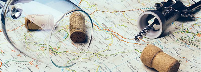 Gek op Franse wijn? Ontdek dan de verschillende regio's!
