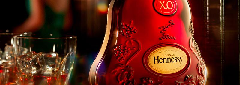 Hennesy XO belichaamt al het goede waar dit merk voor staat
