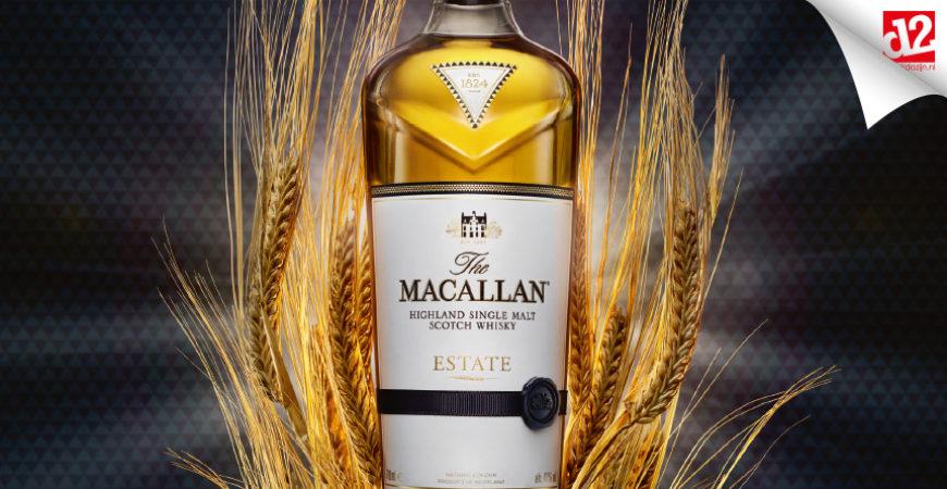 The Macallan Estate Whisky: ontdek 'm hier!
